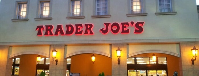 Trader Joe's is one of SD.