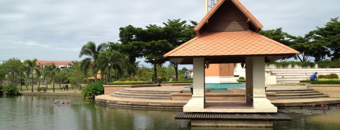 สวนรมณีย์ is one of Lieux sauvegardés par Chaimongkol.
