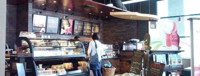 Starbucks is one of สถานที่ที่ Tyler ถูกใจ.