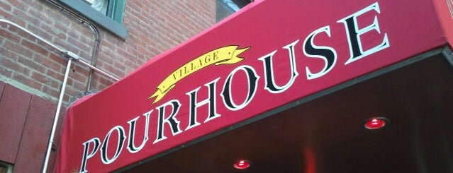 Village Pourhouse is one of Guide to New York's best spots.