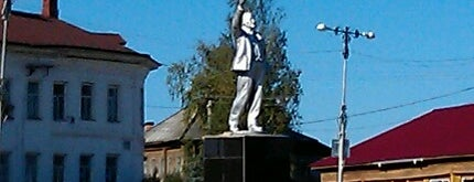 Солигалич is one of Города Костромской области.