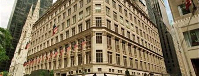Saks Fifth Avenue is one of NY.
