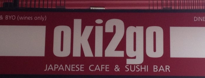 Oki2Go is one of Lugares favoritos de T..