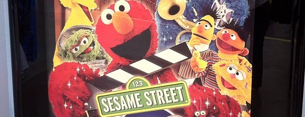 Sesame Street 4-D Movie Magic is one of Universal Studios Japan.