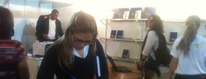 1ª Bienal Brasil do Livro e da Leitura is one of Posti salvati di Cristiane.