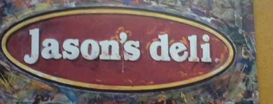 Jason's Deli is one of Lieux sauvegardés par Macy.