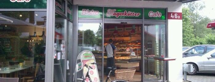 Bäckerei Hagenkötter is one of Coffee & Relax.