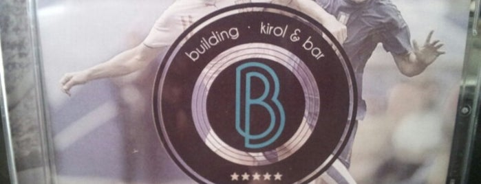 Building Kirol & Bar is one of Bares, qué lugares..