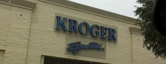 Kroger is one of My stores.