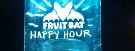 Fruit Bat is one of Tempat yang Disimpan Trace.