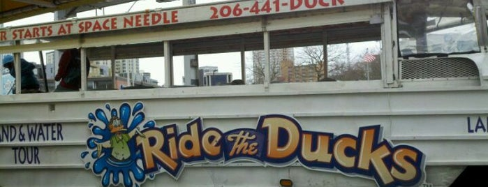 Ride the Ducks is one of 2012 MLA Seattle.