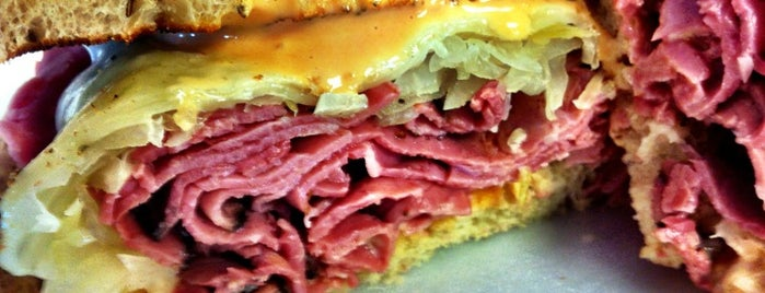 Santini's New York Style Deli is one of Best of Reston.