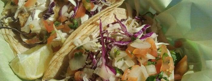 Tacos Sí Señor is one of Posti che sono piaciuti a Christine.