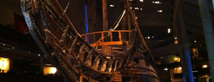 Vasamuseet is one of Stockholm City Guide.