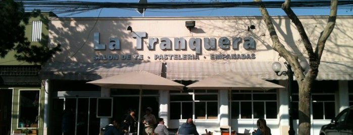 La Tranquera is one of Café.