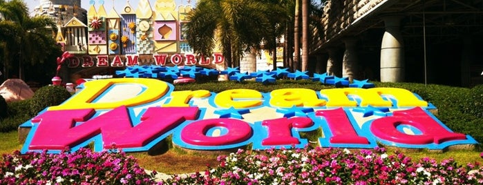 Dream World is one of Thailand Sight seeing.