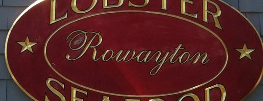The Restaurant at Rowayton Seafood is one of The Wil List - CT.