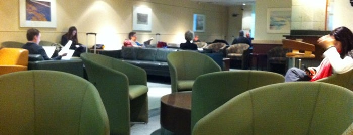 VIA Rail Business Lounge is one of Adinaさんのお気に入りスポット.