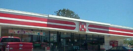 Circle K is one of Georgia, GA USA.