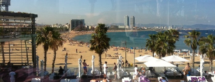 W Bar is one of Terrazas Barcelona.