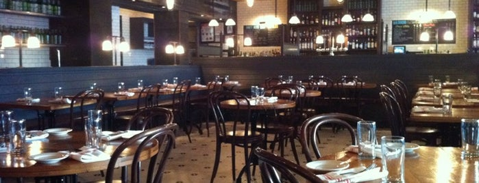 The Smith is one of Favorite Greenwich Village Spots.