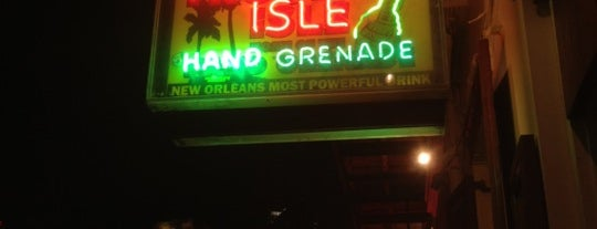 Little Tropical Isle is one of New Orleans-Auistin.