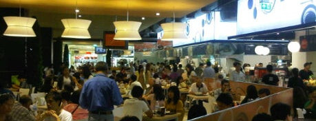 Food Hall is one of Favorite affordable date spots.