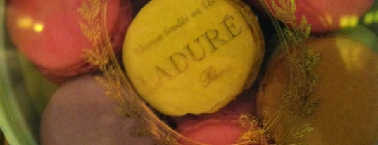 Ladurée is one of Gurm.me den tavsiyeler.
