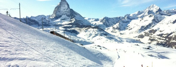 Matterhorn Glacier Paradise is one of Switzerland 2014.