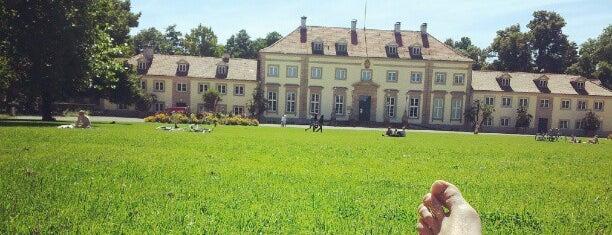 Georgengarten is one of Guide to Hanover's best spots.