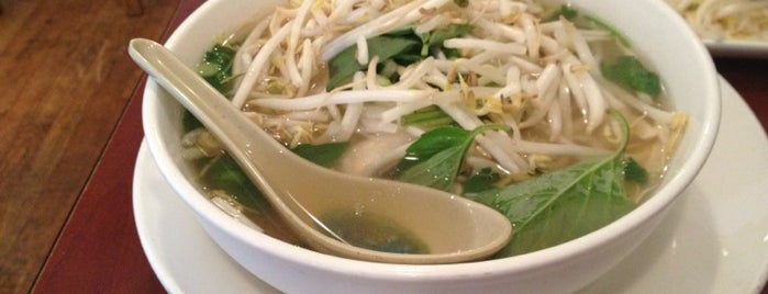 Pho Basil is one of Boston To Do.