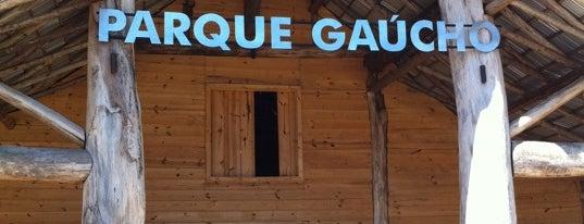 Parque Gaúcho is one of สถานที่ที่ Elis ถูกใจ.