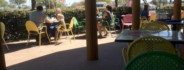 Taco Cabana is one of Austin.