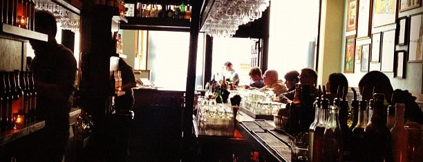 Tradition is one of SF's rarefied boozatoriums.