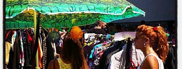 Flea Market Barcelona is one of Brocantes à Barcelone et marchés aux puces.