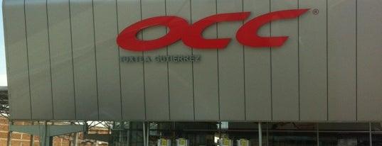 Central de Autobuses OCC is one of Por corregir.
