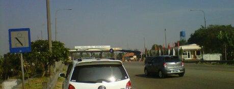 Gerbang Tol Buah Batu is one of My Hometown.