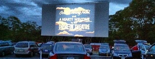 Wellfleet Drive-in and Cinemas is one of A Weekend Away in Cape Cod.