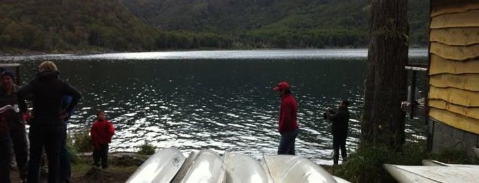 Lago Escondido is one of Patagonia (AR).