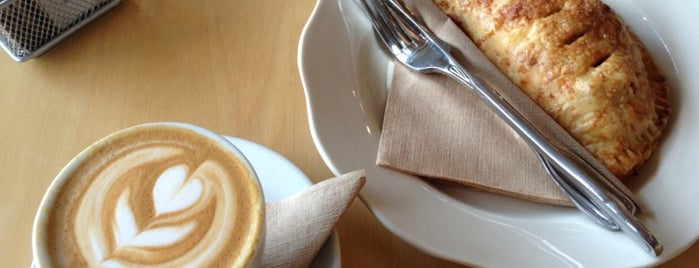 Octane Coffee + Little Tart Bakeshop is one of Creative Loafing 100 Dishes Level 10 (100%).