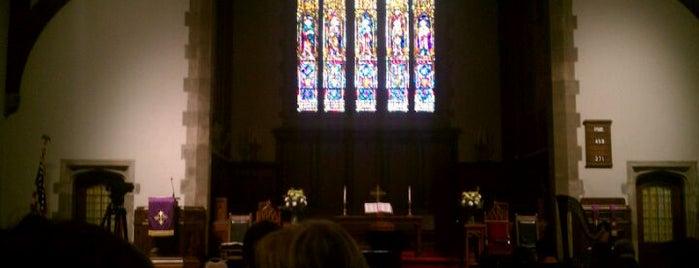 Presbyterian Church of Upper Montclair is one of Lieux qui ont plu à mark.
