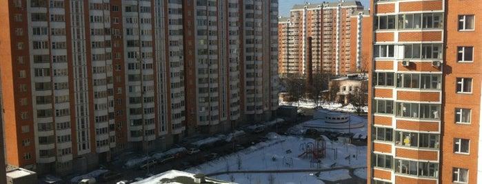 Новорогожская улица is one of Floreさんのお気に入りスポット.