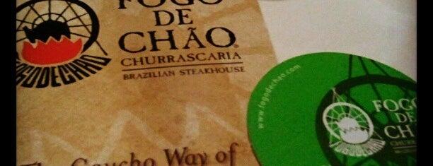 Fogo de Chão is one of Restaurants on the Strip..