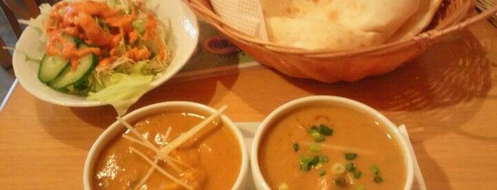 エミ ネパール is one of Favorite Food.