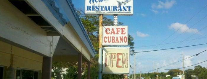 Cafe Cubano is one of Keys.