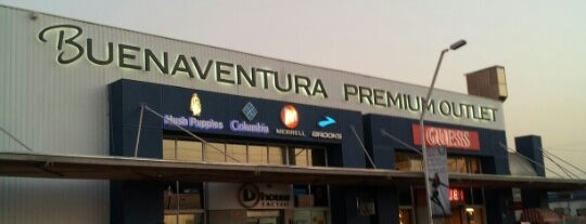 Arauco Premium Outlet Buenaventura is one of Chile.