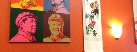 Chairman Mao Chinese Restaurant is one of Gespeicherte Orte von Denea.
