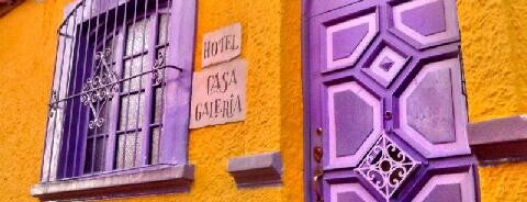 Hotel Casa Galería is one of #turisTIC @ La Candelaria.