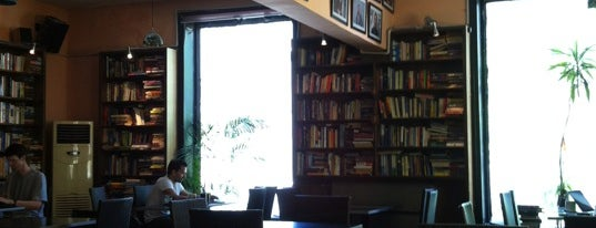 The Bookworm is one of Bookstores - International.