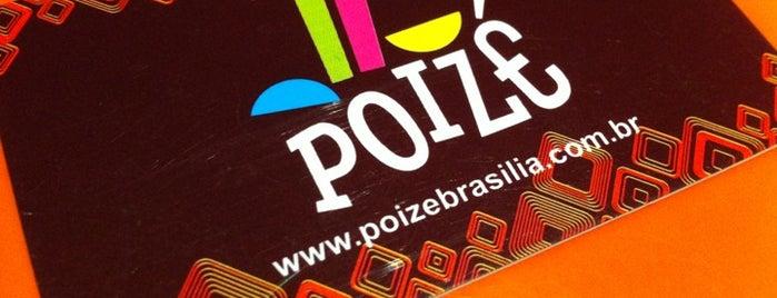 Poizé is one of Locais curtidos por Larissa.
